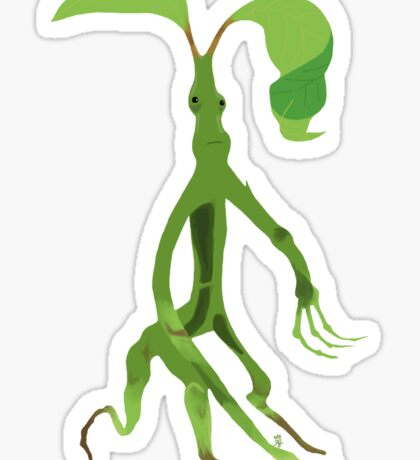 Bowtruckle Sticker
