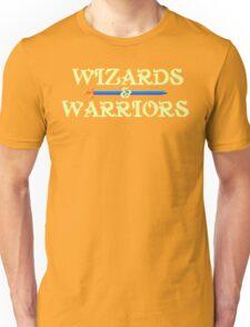 Wizards & Warriors (NES Title Screen) Unisex T-Shirt
