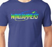 Windjammers (Neo Geo Title Screen) Unisex T-Shirt