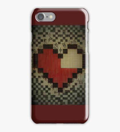 Zelda Heart iPhone Case/Skin