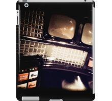 My Knight Rider Dashboard 02 iPad Case/Skin