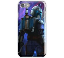 Jango Fett iPhone Case/Skin