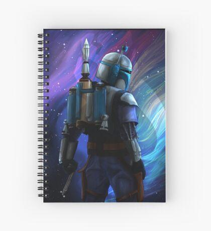 Jango Fett Spiral Notebook