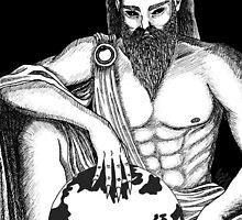 Father God - BLACK by SharolynLonai