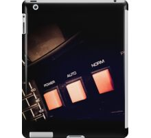 My Knight Rider Dash Photos 03 iPad Case/Skin