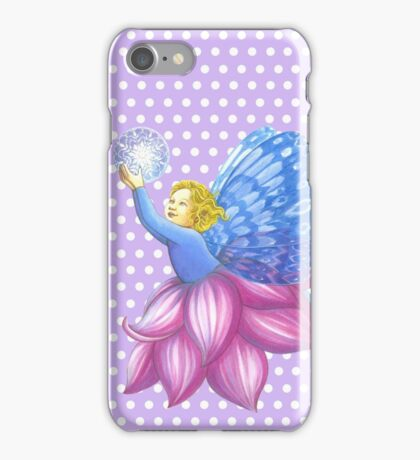 Victoria Fairy iPhone Case/Skin