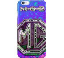 MGB  iPhone Case/Skin