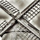 Bembridge Windmill #3 by manateevoyager