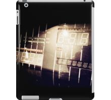 My Knight Rider Dashboard Retro Styled Photos 05 iPad Case/Skin