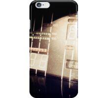 My Knight Rider Dashboard Retro Styled Photos 05 iPhone Case/Skin