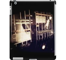My Knight Rider Dashboard Retro Styled Photos 06 iPad Case/Skin
