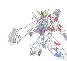 Gundam Build Fighters by alejandriito37
