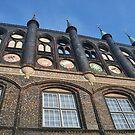 Hansestadt Luebeck  by NordicBlackbird