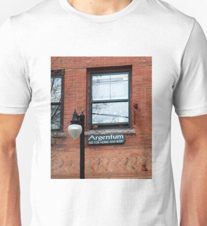wakefield rhode island,  Argentum Unisex T-Shirt