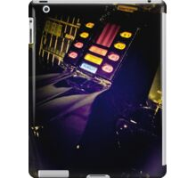 Retro Style Photos Of My Knight Rider Dash 10 iPad Case/Skin