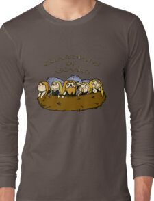 Chibi Amon Amarth: Guardians of Asgaard Long Sleeve T-Shirt