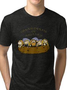 Chibi Amon Amarth: Guardians of Asgaard Tri-blend T-Shirt