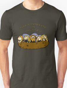 Chibi Amon Amarth: Guardians of Asgaard Unisex T-Shirt