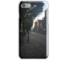 Lübeck - Thomas Mann's Old Street iPhone Case/Skin