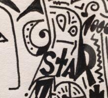 Start! Maze #11  Sticker