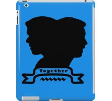 'Together' iPad Case/Skin