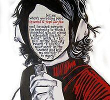 Cornerstone Alex Turner Design by Paradise-Prints