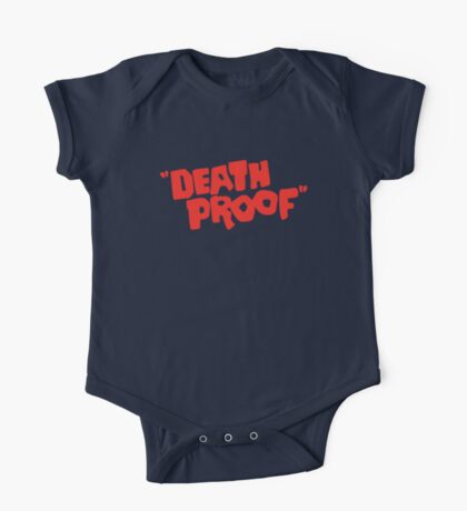 Death Proof  One Piece - Short Sleeve