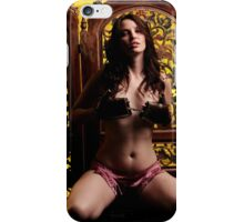 Chrissy in the Mitts iPhone Case/Skin