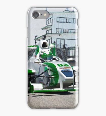 Formula Atlantic Race Car V iPhone Case/Skin