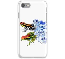 Poison Frogs iPhone Case/Skin
