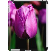 Purple Passion ~ Tulip iPad Case/Skin