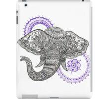 Henna Inspired Elephant iPad Case/Skin