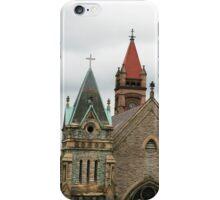 Downtown Cincinnati   Covenant-First Presbyterian Church iPhone Case/Skin