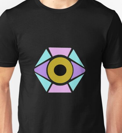 The Last Guardian - Stained Glass Eye Unisex T-Shirt