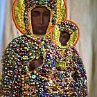 The Black Madonna of Czestochowa. Queen of Poland. Views: 8650..Has been SOLD ! Promotor Fidei. by © Andrzej Goszcz,M.D. Ph.D