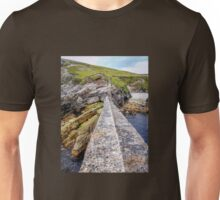 An Port Stairs - County Donegal, Ireland Unisex T-Shirt