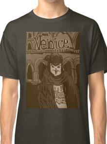 Venetian mask vintage Classic T-Shirt