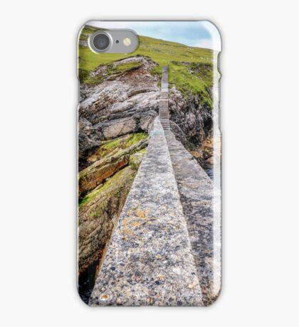 An Port Stairs - County Donegal, Ireland iPhone Case/Skin