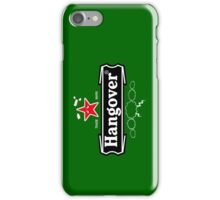 Hangovered iPhone Case/Skin