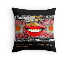 Dinner Bell Throw Pillow