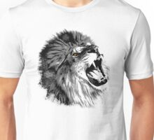 Lion illustration Unisex T-Shirt