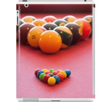 M Ball iPad Case/Skin