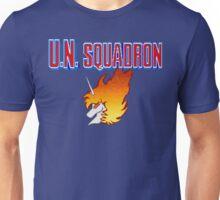 U.N. Squadron (SNES Title Screen) Unisex T-Shirt