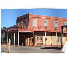 Crystal Palace - Tombstone Az.  Est. in 1800's Poster