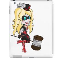 Harley Quinn/No Background iPad Case/Skin