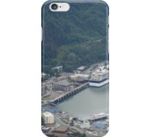 Juneau from Above iPhone Case/Skin