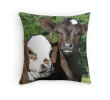 What Mischief Can We Get Up To Today? Throw Pillow
