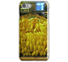 Am I Going Banana's Here...Or What?? iPhone Case/Skin