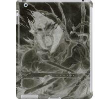 "Disturbed ""Asylum"" Inverted Pencil Sketch iPad Case/Skin"