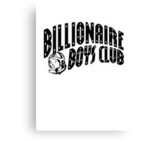 Billionaire Boys Club Canvas Print